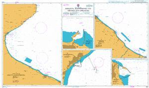 1443 – Barletta Manfredonia and Ortona with Approaches