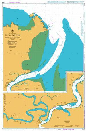 1822 – Sungai Sarawak Tanjung Po to Pending