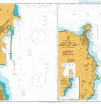1856 – Approaches to Puerto de La Luz (Las Palmas)