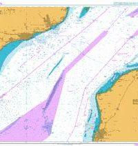 1892 – Dover Strait Western Part