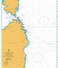 1992 – Porto Vecchio to Arbatax including Bonifacio Strait