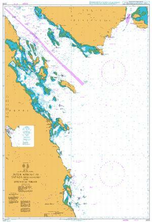 2375 – Ashrafi Islands to Safaga and Strait of Tiran