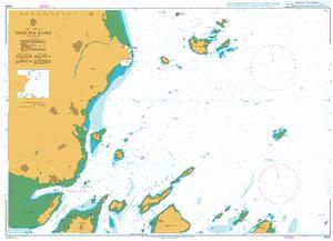 NP49 Admiralty Sailing Directions Mediterranean Pilot Vol. 5