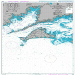 2456 – Nantucket Sound Western Part Buzzards Bay and Approaches