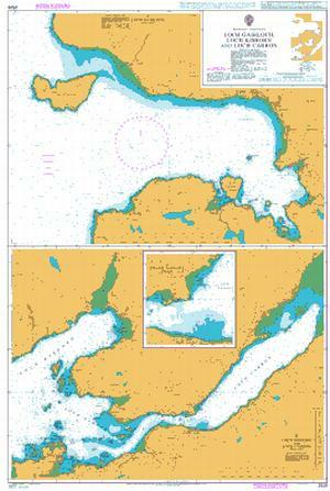 2528 – Loch Gairloch Loch Kishorn and Loch Carron