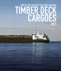 Code of Safe Practice for Ships Carrying Timber Deck Cargoes