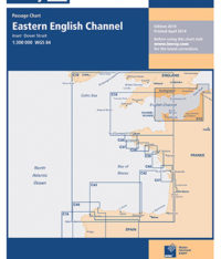 Imray Chart C12 Eastern English Channel Passage Chart