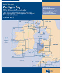 Imray Chart C51 Cardigan Bay