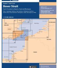 Imray Chart C8 Dover Strait