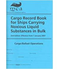 Cargo Record Book for Ships