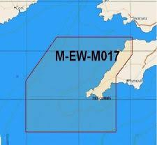 C-Map MAX Local Chart EW-M017 Falmouth to Lundy Island
