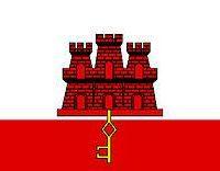 Gibraltar Flag 1.5 Yard