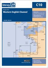 Imray Chart C10 Western English Channel Passage Chart