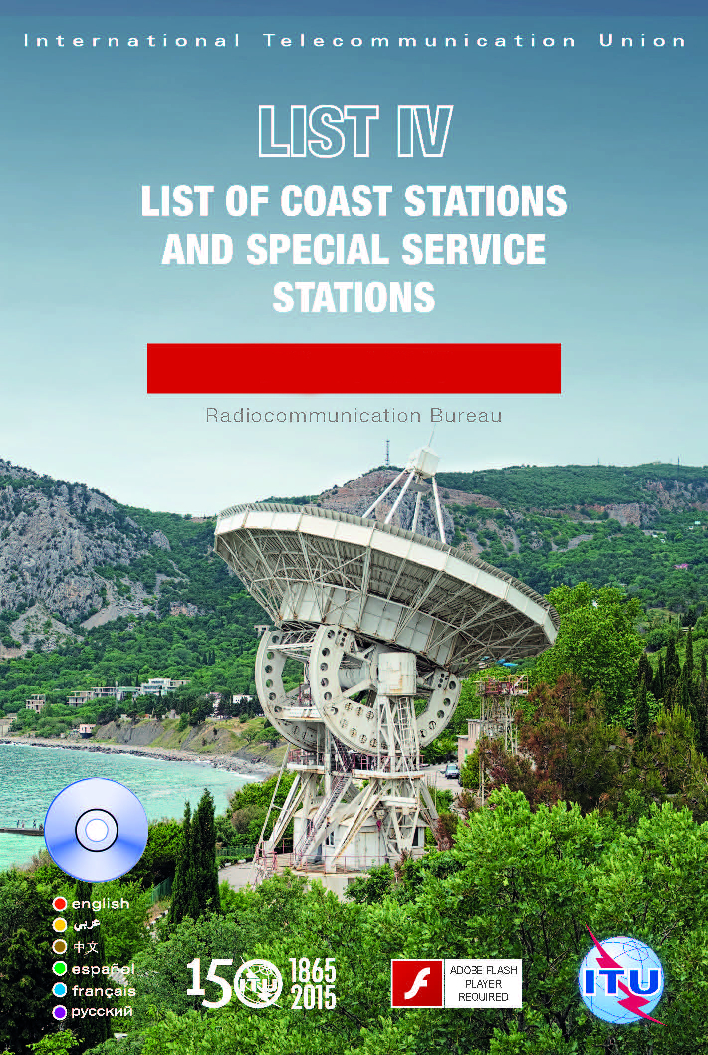 NEW EDITION DUE                      ITU List of Coast Stations 2019