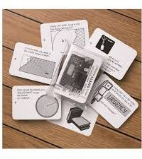 Marine Radio Flip Cards