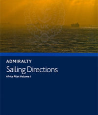 NP1 Admiralty Sailing Directions Africa Pilot Volume 1