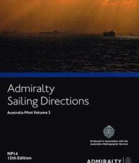 NP14 Admiralty Sailing Directions Australia Pilot Volume 2