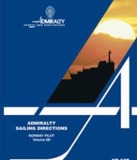 NP57B Admiralty Sailing Directions Norway Pilot Vol. 2B