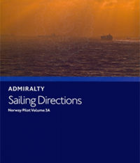 NP58A Admiralty Sailing Directions Norway Pilot Vol. 3A