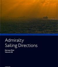 NP58B Admiralty Sailing Directions Norway Pilot Vol. 3B