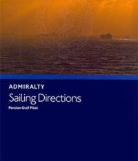 NP63 Admiralty Sailing Directions Persian Gulf Pilot