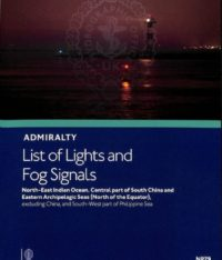 NP79 List of Lights & Fog Signals Vol F