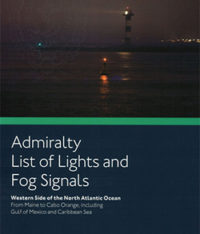 NP82 List of Lights & Fog Signals Vol J