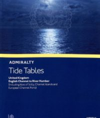 Admiralty Tide Table NP201A 2019 Edition