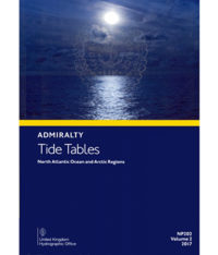 NP202 Tide Tables Vol. 2 2020