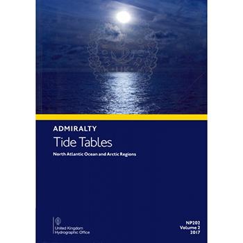 NP202 Tide Tables Vol. 2 2021