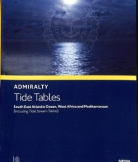 NP208 Tide Tables Vol. 8 2020