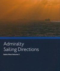 NP20 Admiralty Sailing Directions Baltic Pilot Volume 3