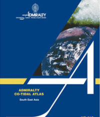 NP215 Co-Tidal Atlas South East Asia