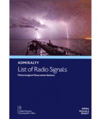 NP284 List of Radio Signals Vol. 4