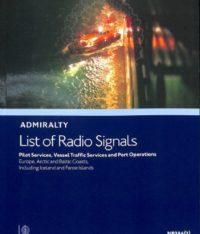 NP286(2) List of Radio Signals Vol. 6 Part 2