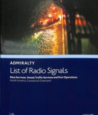 NP286(5) List of Radio Signals Vol. 6 Part 5