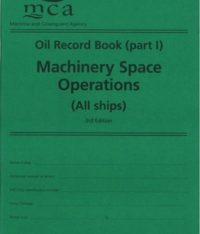 Oil Record Book (Part 1) Machinery Space Operations