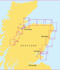SC5617 Scotland East Coast – NEW EDITION DUE 11/11/21