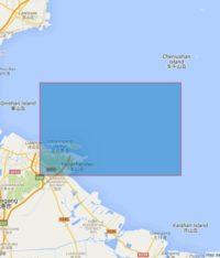 723 – China Yellow Sea Approaches to Lianyungang