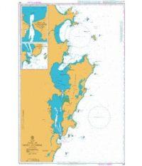 1330 – Argentina Rio Parana Sheet 8