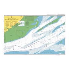 1609 – England Thames Estuary Knock John Channel to Sea Reach