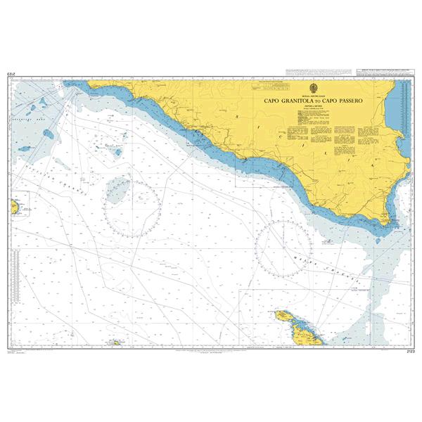 2123 – Sicilia South Coast Capo Granitola to Capo Passero