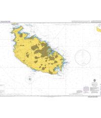 2538 – Mediterranean Sea Maltese Islands Malta
