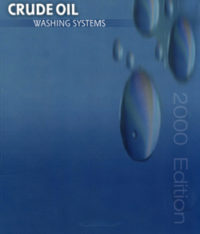 Crude Oil Washing Systems