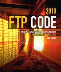 FTP Code – International Code for Application of Fire Test Procedures