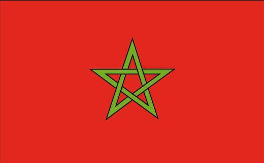 Morocco Flag 1.5 Yard