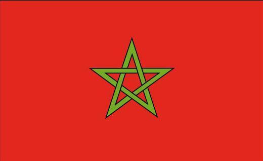 Morocco Flag 1.5 Yard