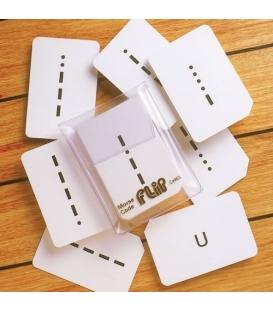 Morse Code Flip Cards