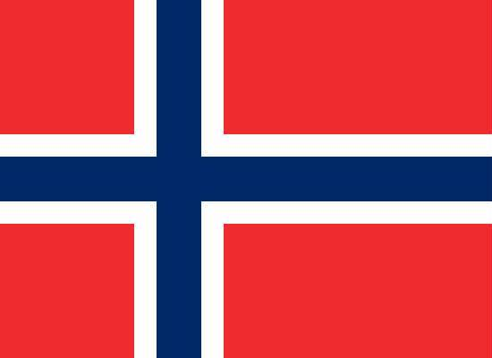 Norway Flag 1.5 Yard
