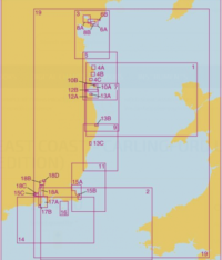 SC5621 Ireland East Coast Carlingford Lough to Waterford – NEW EDITION DUE 04/11/2021
